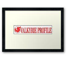 Valkyrie Profile Framed Print