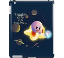 Smashing Bros - Kirby and the Final Smash iPad Case/Skin