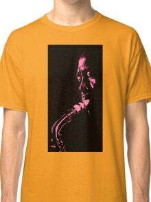 Charlie Parker (The Bird) Classic T-Shirt