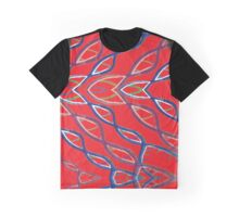 DNA Twisted Graphic T-Shirt