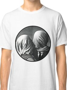 the non-color lovers Classic T-Shirt