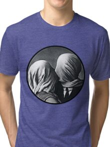 the non-color lovers Tri-blend T-Shirt