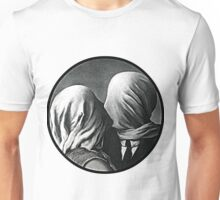 the non-color lovers Unisex T-Shirt