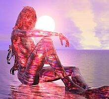 Setting Sun by Icarusismart
