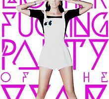 Cher Lloyd - 'M.F.P.O.T.Y' Explicit by vinnnny