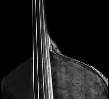 Cello 3 by Alan Harman