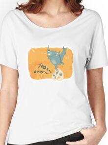 Boo.. Women's Relaxed Fit T-Shirt