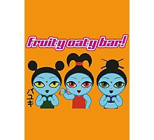 Fruity Oaty Bar! Shirt (Firefly/Serenity) Photographic Print