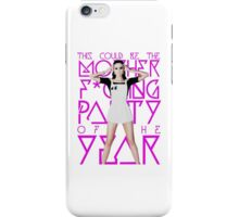 Cher Lloyd - 'M.F.P.O.T.Y' Clean iPhone Case/Skin