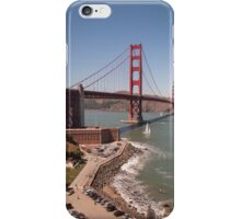 Golden Gate Bridge - San Francisco, CA (USA) iPhone Case/Skin