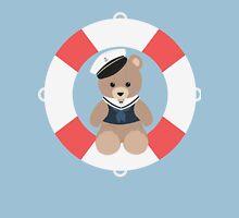 Sailor Bear Unisex T-Shirt