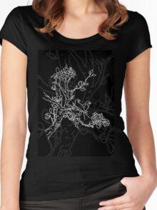 Lovebirds 02 Women's Fitted Scoop T-Shirt