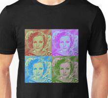 Greta Garbo - Pop Art Unisex T-Shirt