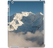 Mont Blanc in Winter iPad Case/Skin