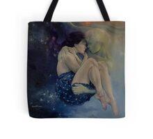 Upon Infinity Tote Bag