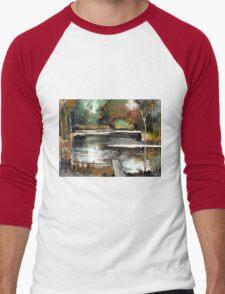 Deeper Men's Baseball ¾ T-Shirt
