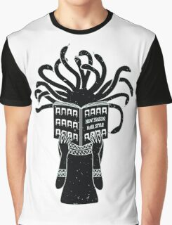 Medusa hairstyle  Graphic T-Shirt