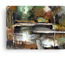 Deeper Canvas Print