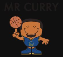 Mr Curry Baby Tee