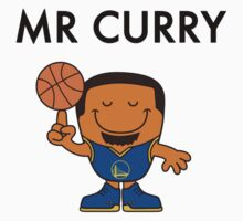 Mr Curry Kids Tee
