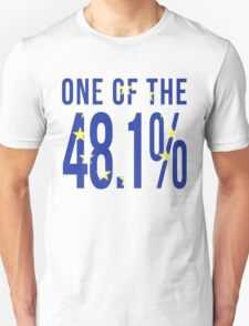 One Of the 48.1% T-Shirt