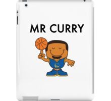 Mr Curry iPad Case/Skin