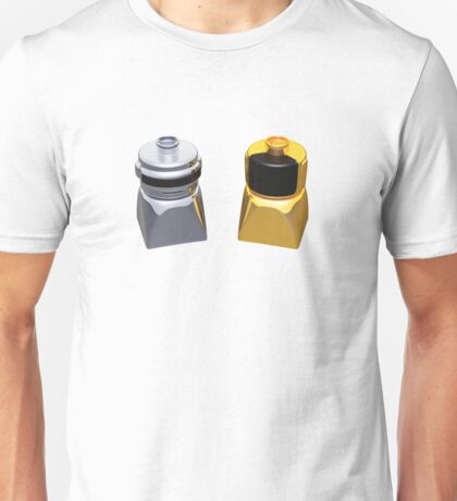 Lego Duplo Daft Punk Unisex T-Shirt