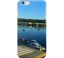 Sunrise Waterway iPhone Case/Skin