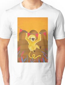urban monkey party Unisex T-Shirt