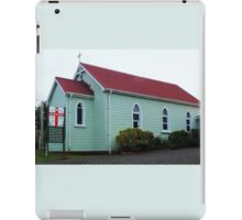 St Stephen's Anglican Church Whangarei NZ iPad Case/Skin