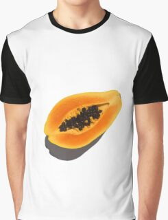 Papaya Graphic T-Shirt