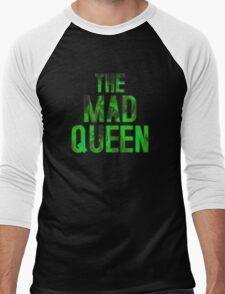 THE MAD QUEEN Men's Baseball ¾ T-Shirt