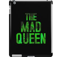 THE MAD QUEEN iPad Case/Skin