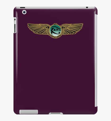 Kane Chronicles Logo iPad Case/Skin