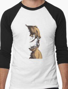 Sad Pug Men's Baseball ¾ T-Shirt