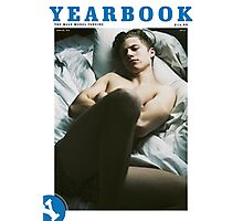 Yearbook Fanzine #6 front cover Photographic Print