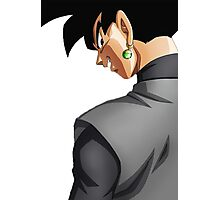 Black Goku - Dragon ball Super Photographic Print