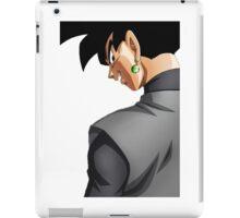 Black Goku - Dragon ball Super iPad Case/Skin