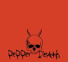 Pepper Death Devil by Vana Shipton
