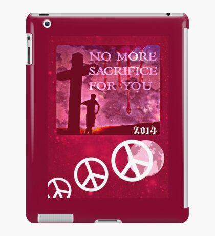 SACRIFICE iPad Case/Skin