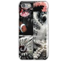 Underwater montage iPhone Case/Skin