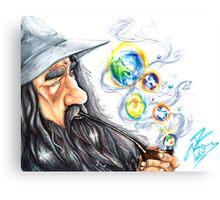 Gandalf the Hip Canvas Print
