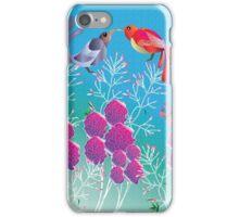 Bird's First Kiss iPhone Case/Skin