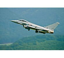 Eurofighter AAF 7L WN Photographic Print