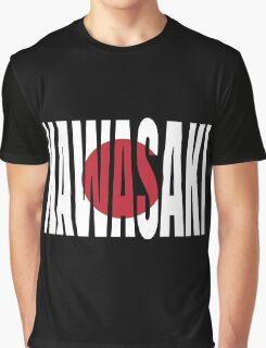 Kawasaki. Graphic T-Shirt
