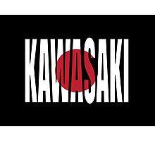 Kawasaki. Photographic Print