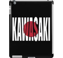 Kawasaki. iPad Case/Skin