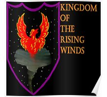 Kingdom of the Rising Winds Poster