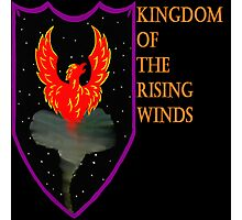 Kingdom of the Rising Winds Photographic Print