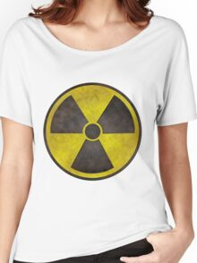 Radioactive Fallout Gamer Women's Relaxed Fit T-Shirt